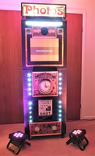 vintage photo booth hire essex