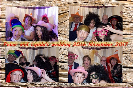 photo booth picture layout